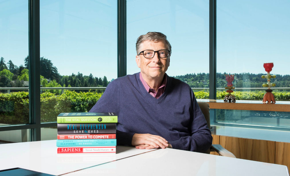 Bill Gates has One Piece of Advice for Future Entrepreneurs