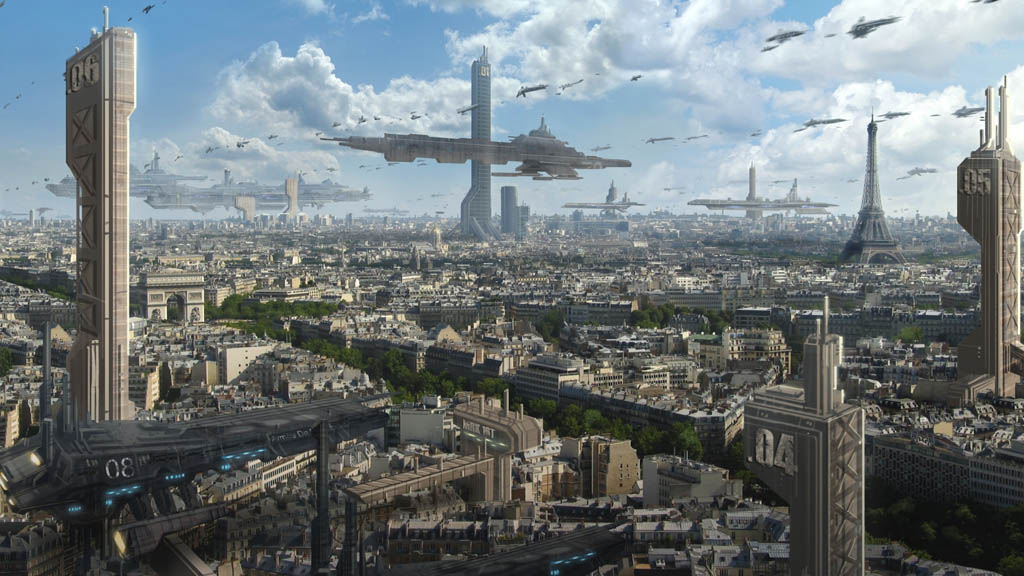 This is What the World Might Look Like in 2118