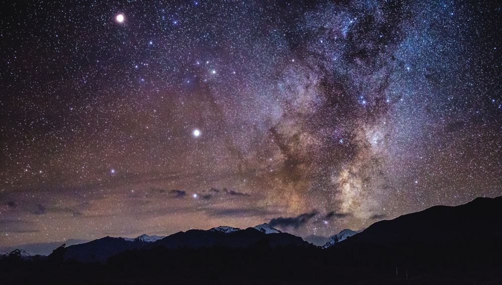 First International Dark Sky Park In New Zealand Accredited