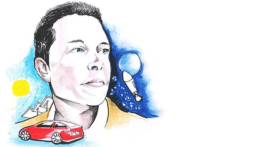 8 Books That Elon Musk Says Changed His Life