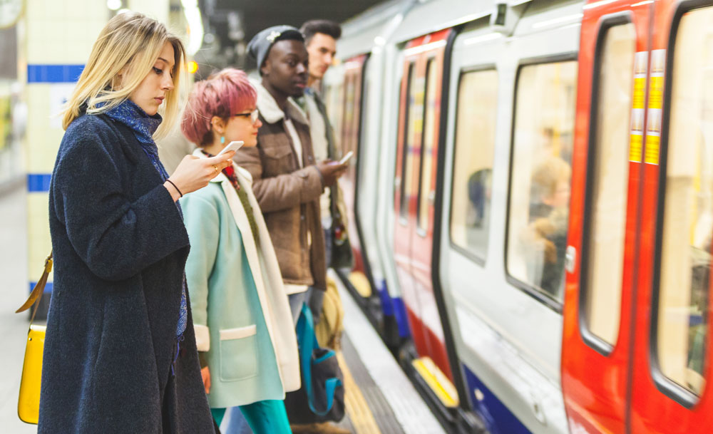 How Technology is Changing Transport in London Today