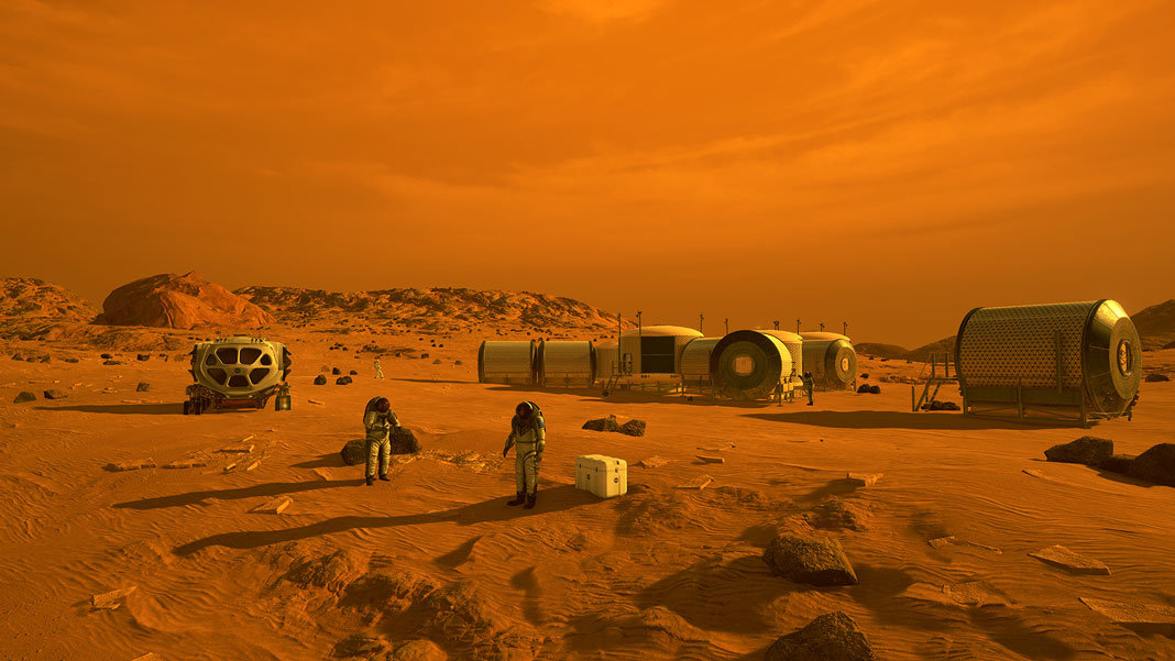 What Would Life on Mars Be Like? Millions of Us Are Getting a Taste