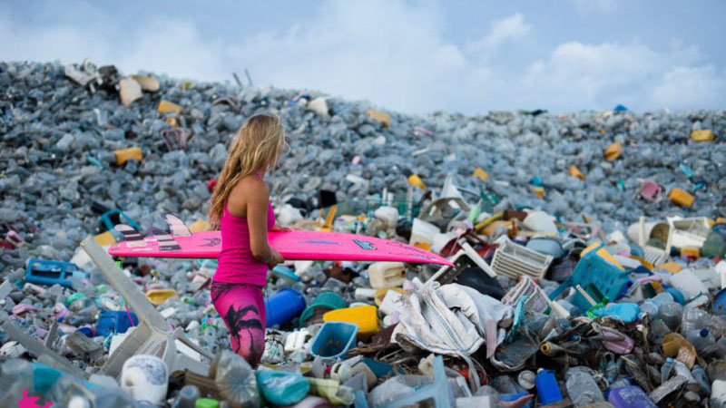 Plastic Pollution In The Ocean Set To Triple By 2025