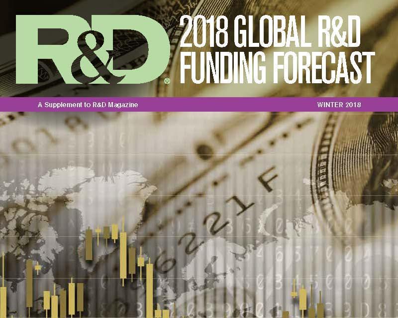 2018 Global R&D Funding Forecast Snapshot