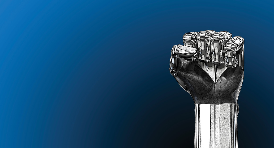 How Robots Will Break Politics