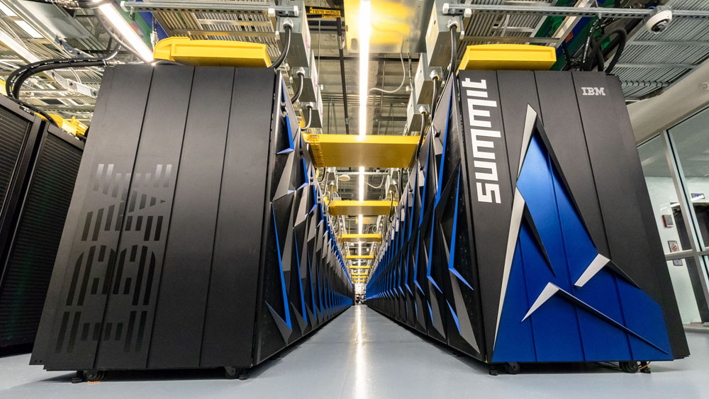 The United States Has the Fastest Supercomputer in the World Again