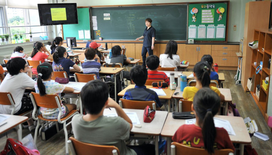Giving Our Children a Great Education: Five Lessons from South Korea