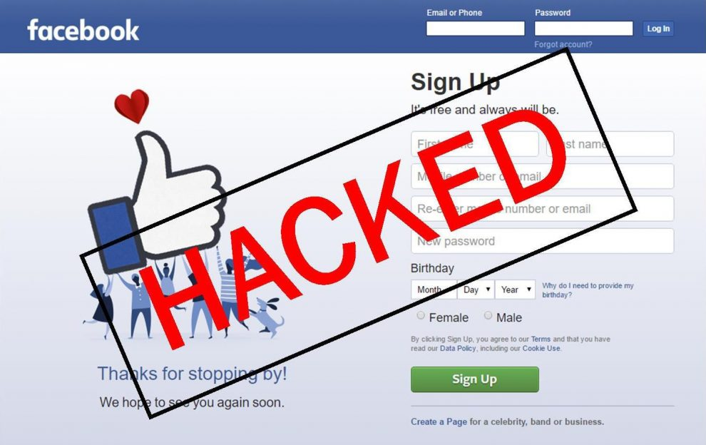 Private Messages from 81000 Hacked Facebook Accounts for Sale