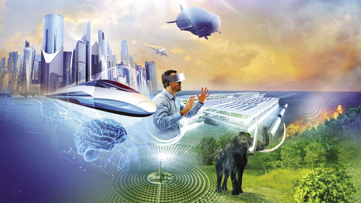 Technology Will Help Us Define and Actualize Human Freedoms