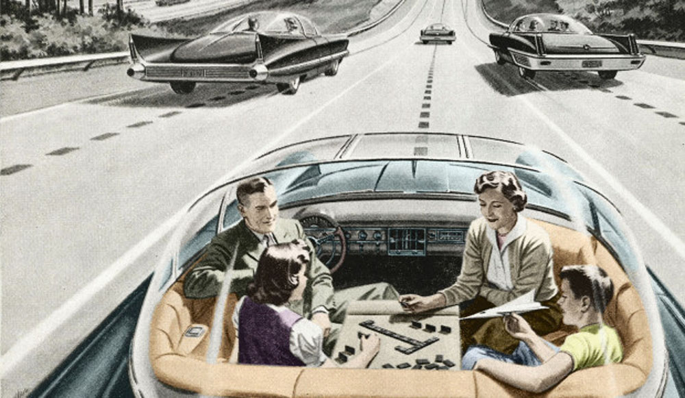 We Are Approaching the End of the Automotive Era